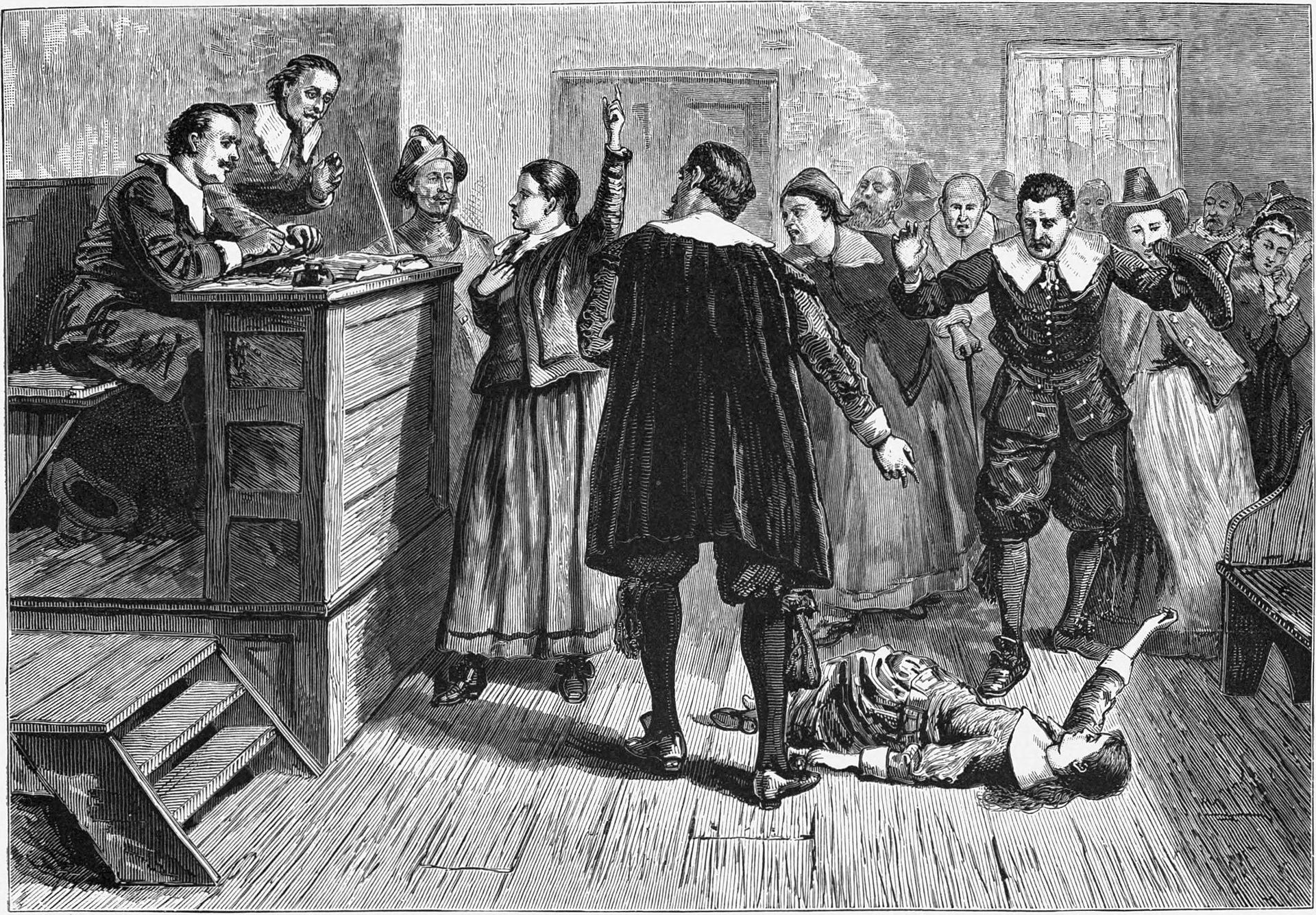 """Massachusetts 8th Graders Instigate Legislation To Clear The Name Of The Final Salem """"Witch"""""""