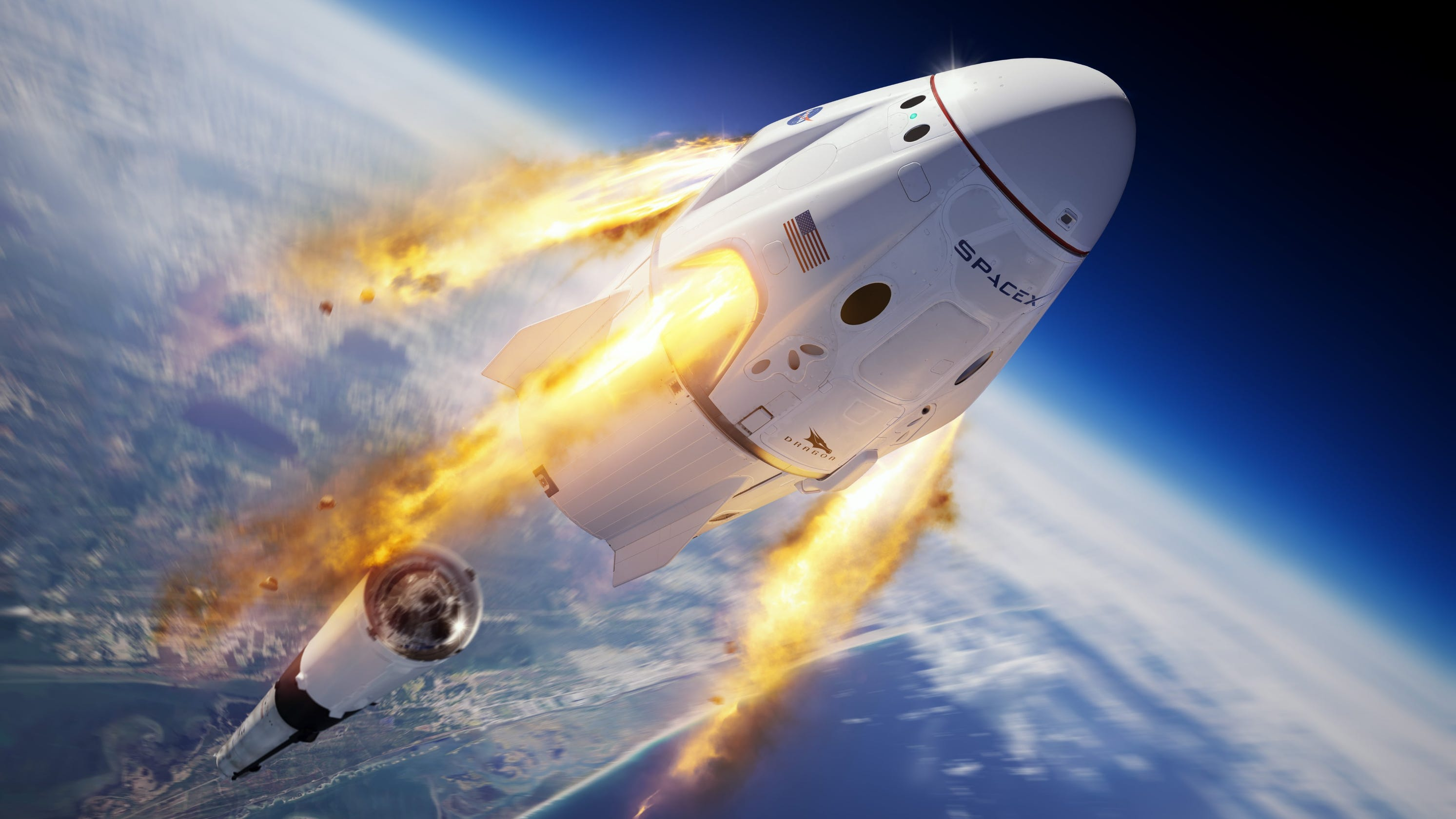 """Millions Of 2020 Graduates Will """"Accompany"""" Astronauts On SpaceX's First Crewed Mission To The ISS"""