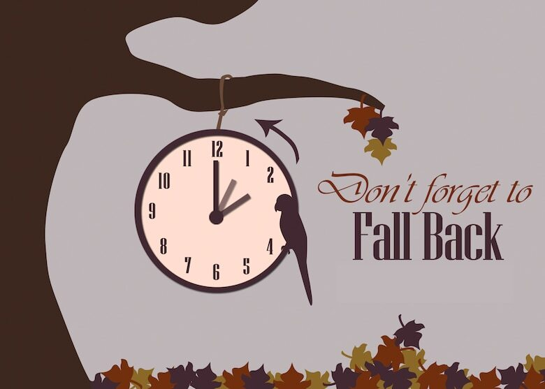 It's Time To Fall Back! Set Your Clocks Back An Hour This Weekend