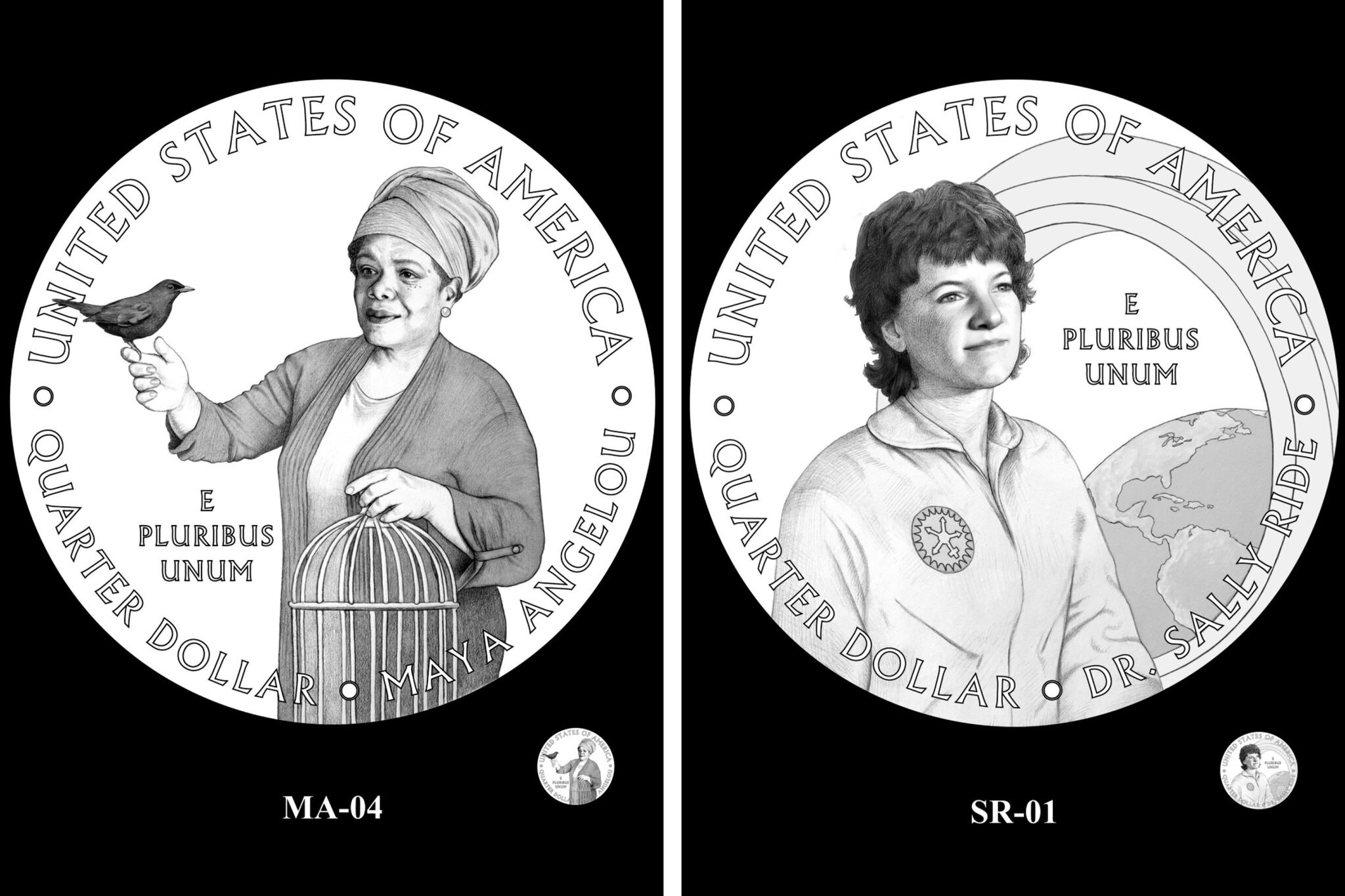 US Mint's New Quarter Series Will Feature Prominent American Women